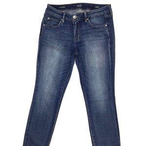 ANA Women's Jeans Size 28/6 W 28 x L 30 Blue